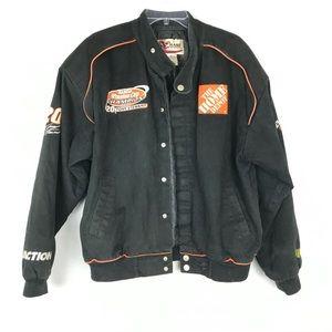 Vintage Tony Stewart NASCAR Jacket 2002